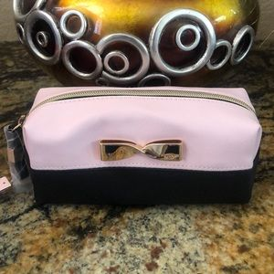 Victoria's Secret makeup small travel pouch bag